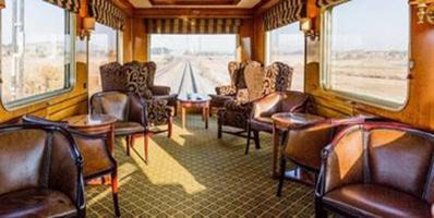 Luxury Rail Journeys – Blue Train – Pretoria to Hoedspruit