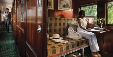 Luxury Rail Journeys – Pretoria to Vic Falls