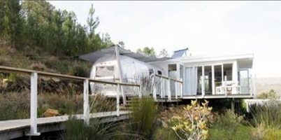 Old Mac Daddy Airstream Trailers