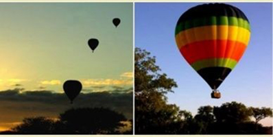 Outdoor Adventure Tours – Hot Air Balloon Flight – Hoedspruit