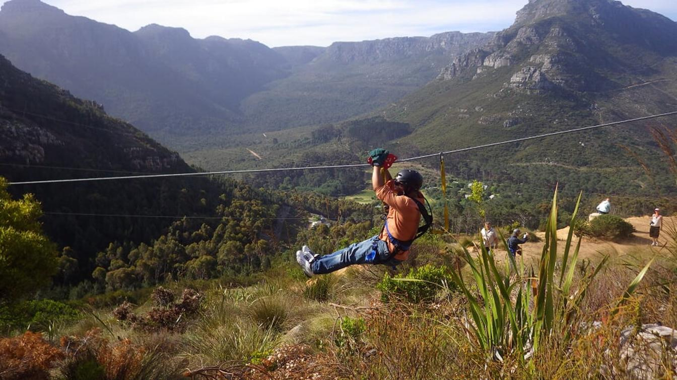 Outdoor Adventure Tours – Zipping and Sipping