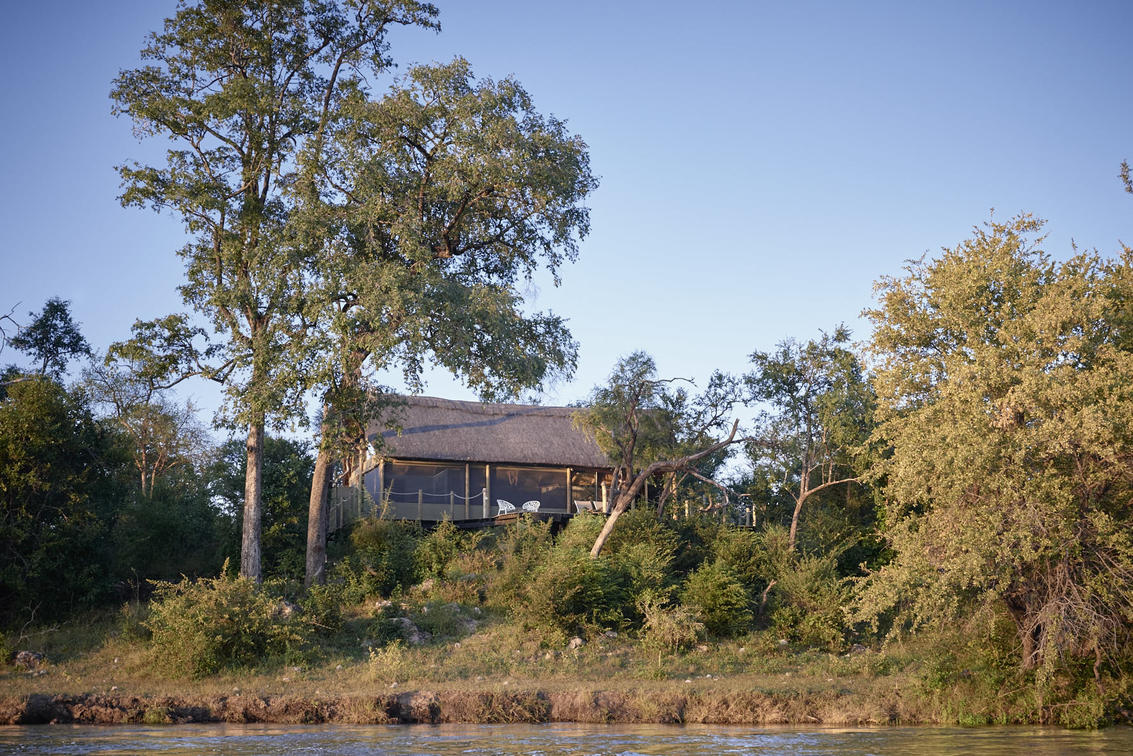 Victoria Falls River Lodge Luxury Tented Suites